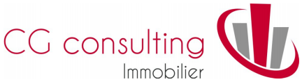CG consulting Immobilier Logo